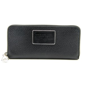 Marc by Marc Jacobs Marc By Marc Jacobs Ligero Slim Zip Around Women Black Wallet