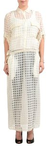 Maison Margiela short dress Off-White on Tradesy