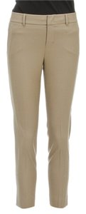 Vince Capri/Cropped Pants Tan