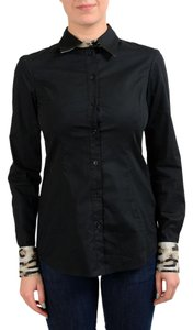 Just Cavalli Button Down Shirt Black