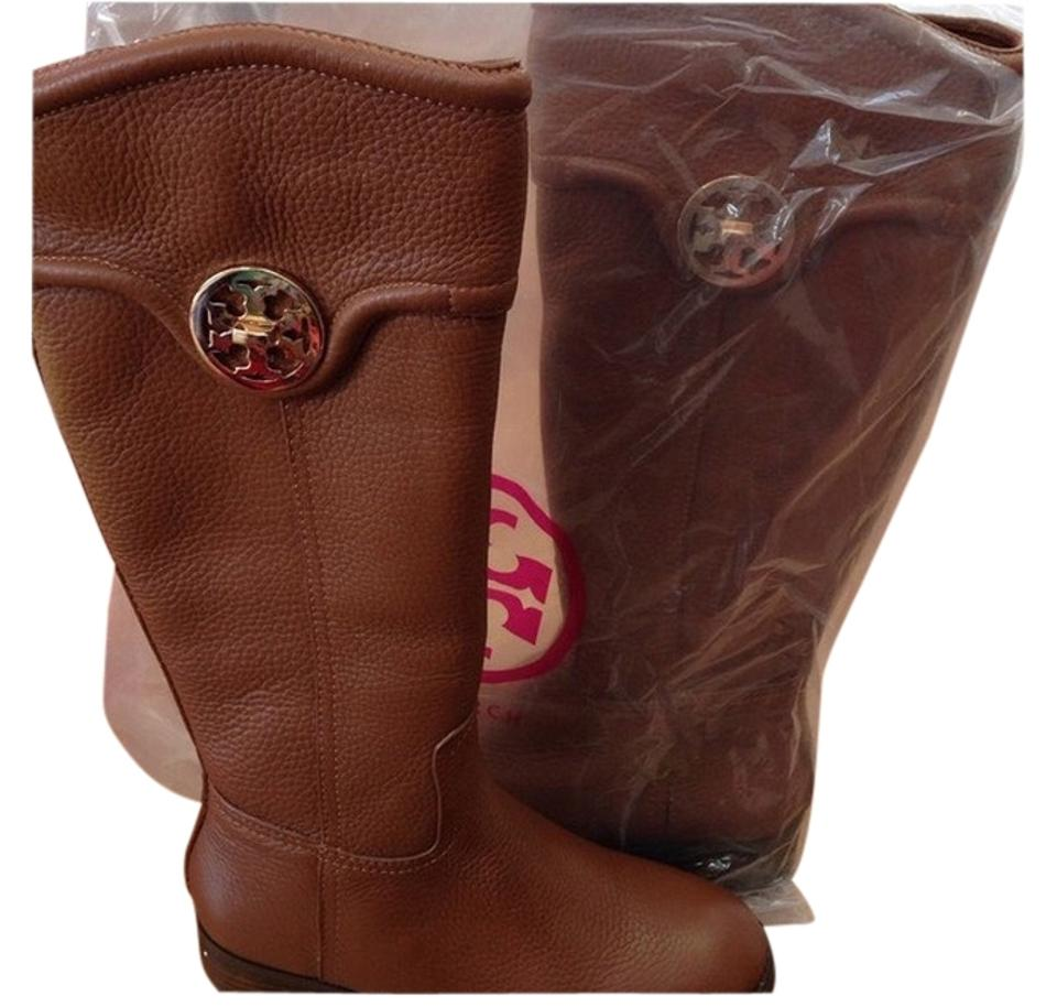 Tory Burch Beige Classic Reva Boots/Booties Boots/Booties Reva d6a7bb