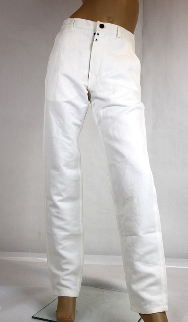 Item - White New Men's Casual It 48/ Us 32 307789 9030 Groomsman Gift