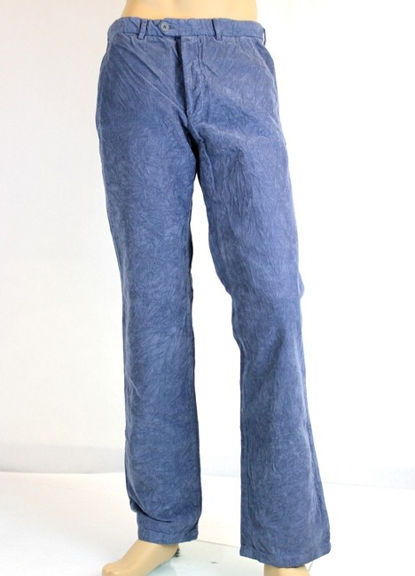 Item - Blue New Men's Corduroy Casual It 48/ Us 32 308407 4706 Groomsman Gift