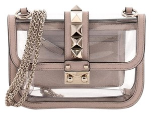 Valentino Pvc Shoulder Bag