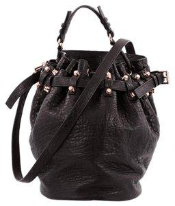 Alexander Wang Bucket Leather Shoulder Bag