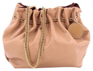 Stella McCartney Leather Faux Shoulder Bag
