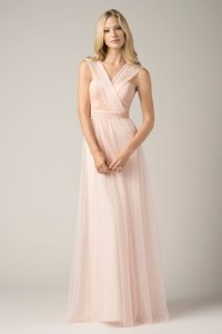 Wtoo Ice Pink Wtoo Bridesmaid Dresses - Style 852 In Ice Pink Dress
