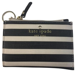 Kate Spade Hawthorne lane change purse/card wallet with key chain