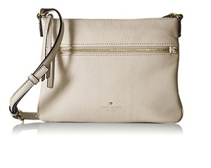 Kate Spade Crossbody Satchel in Beige
