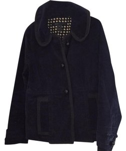 Marc Jacobs Navy with black detailing and buttons Blazer