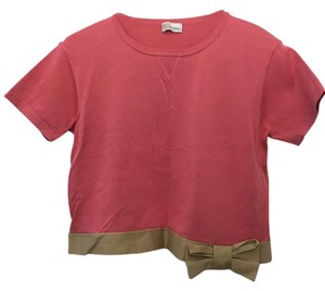 RED Valentino T Shirt Pink