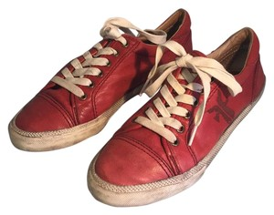 Frye Red Athletic
