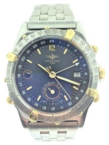 Breitling Men's Breitling B15047 Windrider Duograph Stainless Steel Watch
