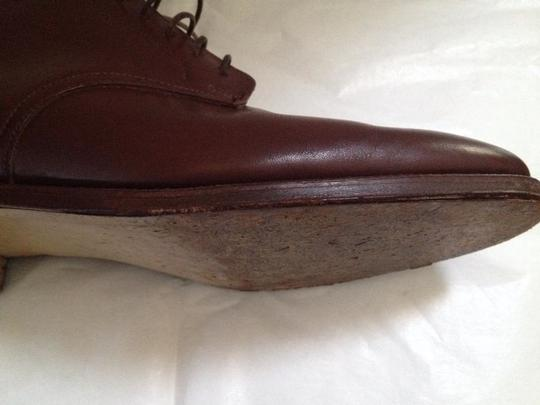 Marlow Riding Leather Brown Boots
