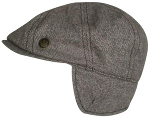 Goorin Bros. 'Kevin Lomax' Newsboy Cap With Earflaps--Small