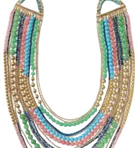 Stella & Dot Zahara Bib Necklace