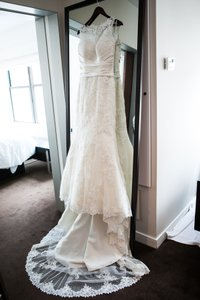 Justin Alexander 8596 Wedding Dress