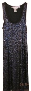 Max Azria Sequined Party Dress