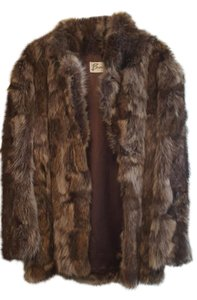 Helene Berman Fur Coat