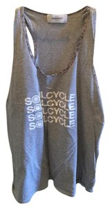 SoulCycle SoulCycle Gray Women's Tank - LARGE