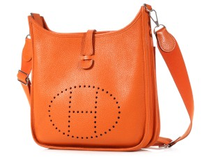 Hermès H Perforated Hr.k1019.08 Iii Pm Cross Body Bag