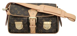 Louis Vuitton Monogram Canvas Hudson Pm Lv Shoulder Bag