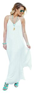 White Maxi Dress by Express