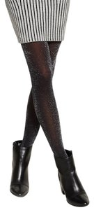 Express Full Sparkle Tights Size S/M