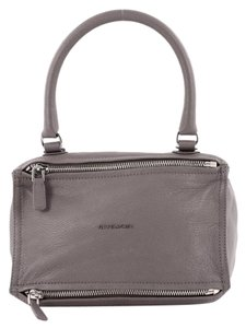 Givenchy Leather Satchel in Gray