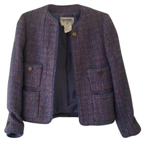 Chanel Multi colored Blazer