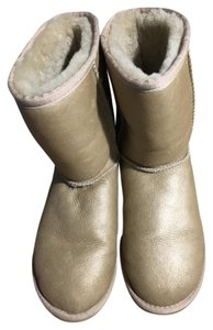 UGG Australia Light Gold Boots