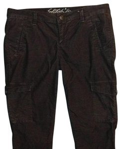 Stitch's Cargo Pants Brown