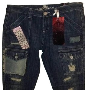 Almost Famous Clothing Skinny Jeans