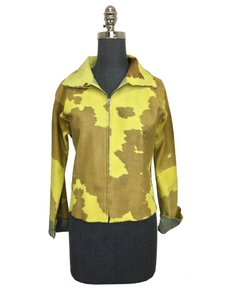Fendi Yellow Jacket