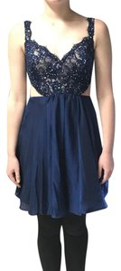 La Femme Formal Prom Homecoming Dress