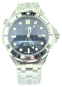 Omega Omega Seamaster Professional Stainless Steel Quartz Watch