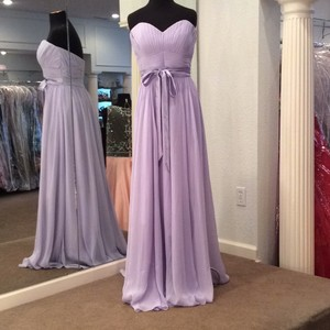 Angelina Faccenda Violet Dress