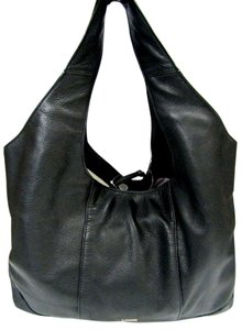 Kooba Owen Pebble Leather Hobo Bag
