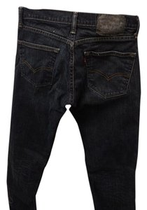 Levi's Straight Leg Jeans-Light Wash