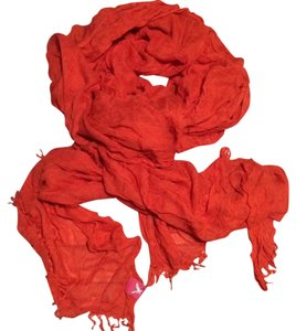 American Eagle Outfitters Burnt Orange American Eagle Scarf