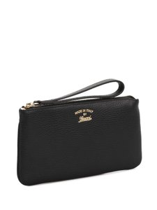 Gucci Soho Wristlet Black Clutch