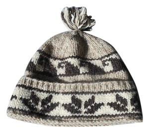 Abercrombie & Fitch 45% lambswool KNIT WINTER HAT