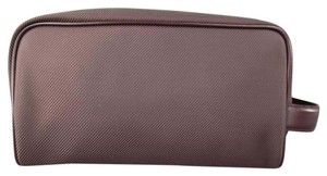 Louis Vuitton Burgundy Nylon & Leather PALANA Toiletry Bag