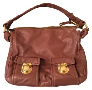 Marc Jacobs Vintage Leather Hobo Bag