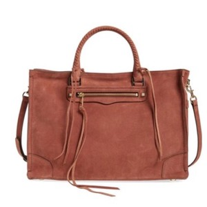 Rebecca Minkoff Satchel in Whiskey