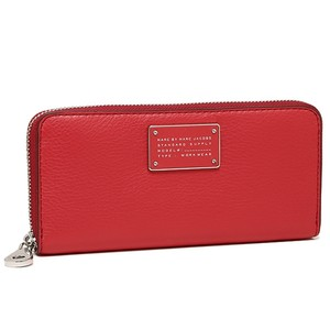 Marc by Marc Jacobs Marc by Marc Jacobs Too Hot to Handle Slim Zip Around Wallet
