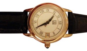 ESQ Movado ESQ Swiss 5331 Ladies leather Watch