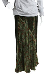 Seaver Skirt Green/Red
