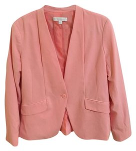 New York & Company Office pink Blazer