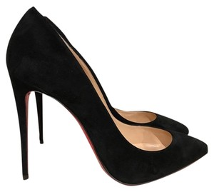 Christian Louboutin Pigalle Classic Stiletto black Pumps